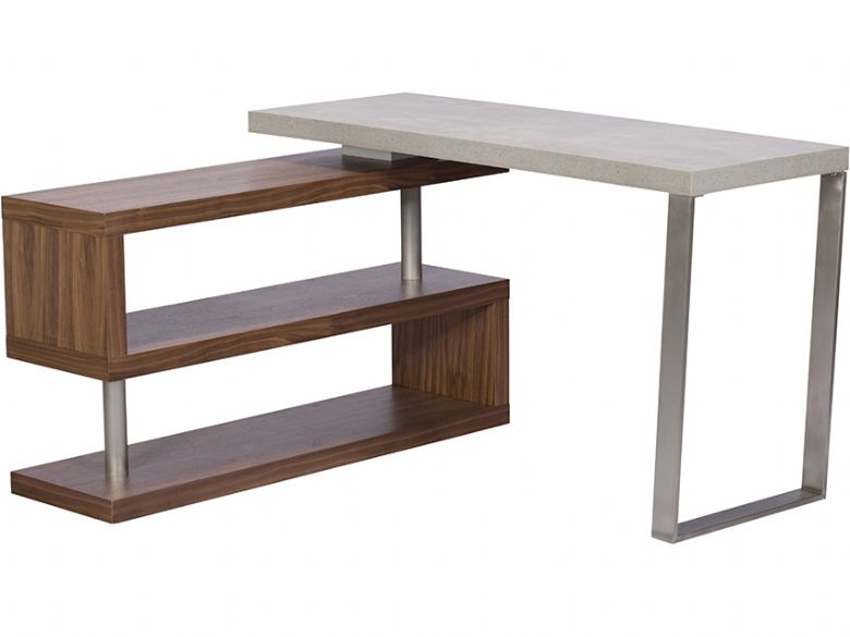 Zander corner desk lee longlands for Zander credit protection