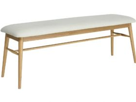 Alia Oak Dining Bench
