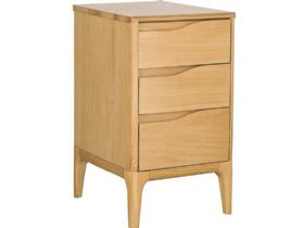 Compact Bedside Cabinet