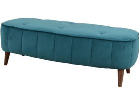 Greenwich Oval Footstool