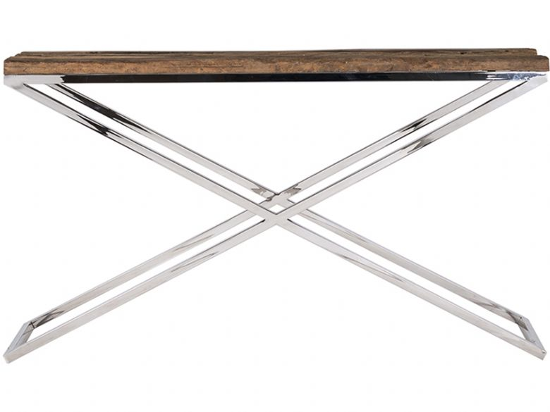 Chelsea X-Leg Side Table