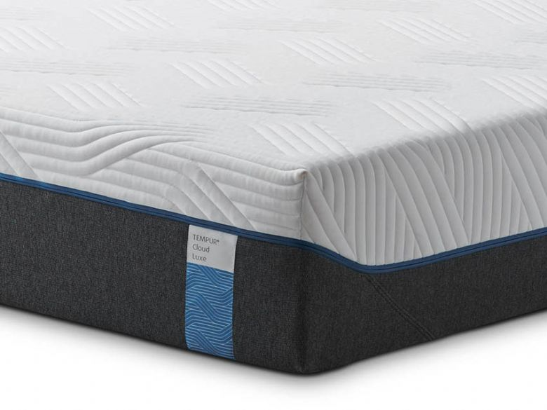 Tempur Cloud Luxe 4'6 double mattress