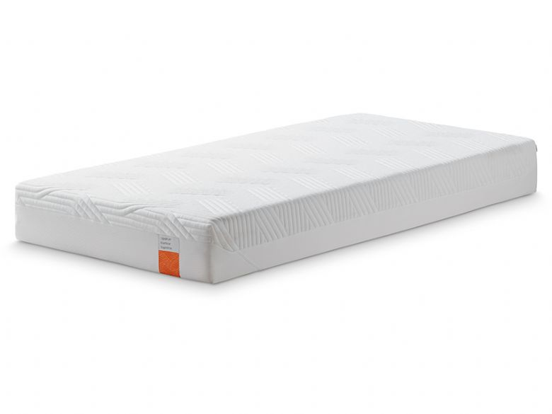 Tempur Contour Supreme 21cm Memory Foam 90x200cm Long Single Mattress