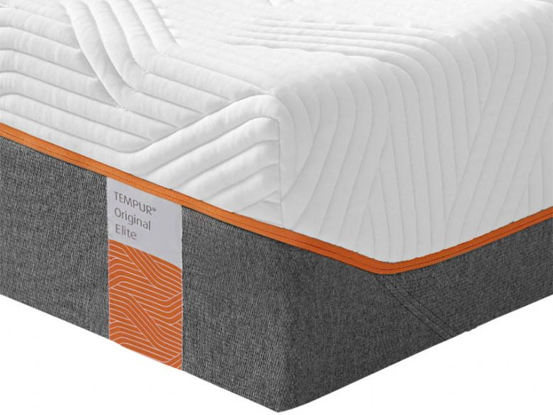 Tempur Contour Elite 4'6 Double Mattress