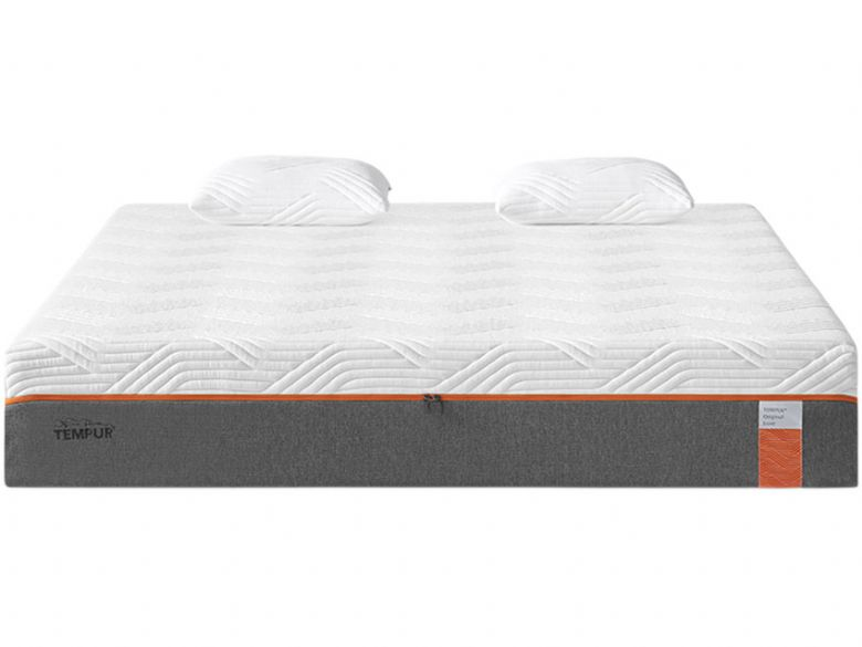 Tempur Original Luxe Super King Mattress with Pillows