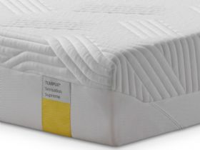Tempur Sensation Supreme 4'6 Double Mattress