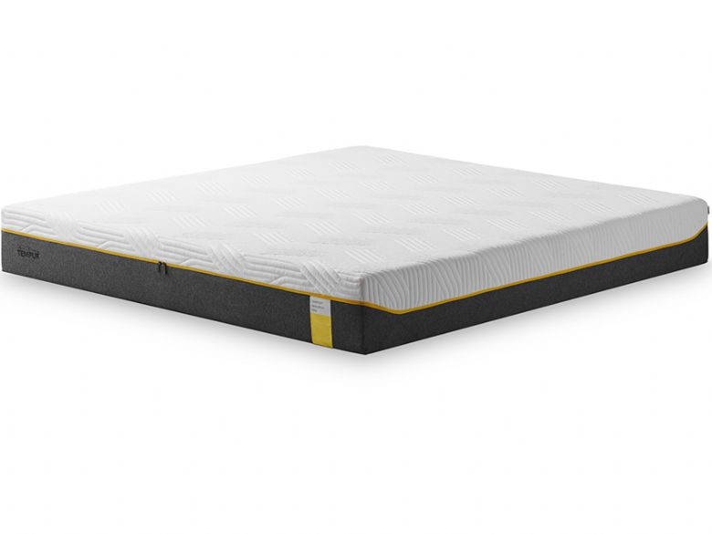 Tempur Sensation Elite 25cm Memory Foam 6'0 Super King Mattress