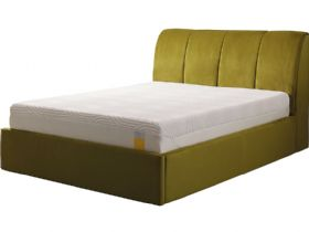 TEMPUR Harrington 5'0 King Size Ottoman Bed