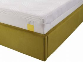 Tempur Harrington ottoman foot end