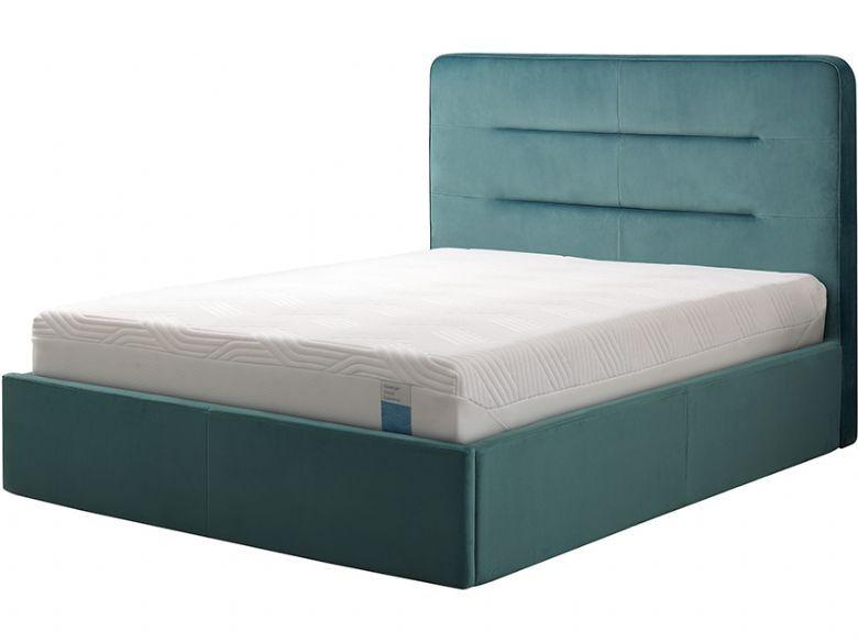 Ottomans Sherborne Ottoman Large: TEMPUR Linear 4'6 Double Ottoman Bed