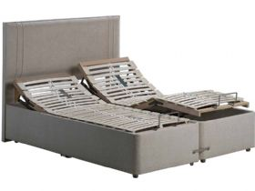 Windsor super king adjustable divan base available at Lee Longlands