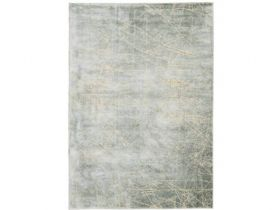Calvin Klein Maya Etched Light Mercury 226 x 160cm Rug
