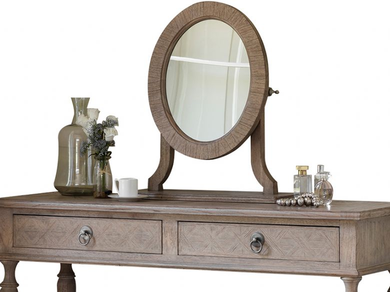 Wishland Dressing Table Mirror