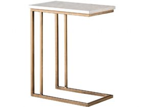 Zin Marble Supper Table
