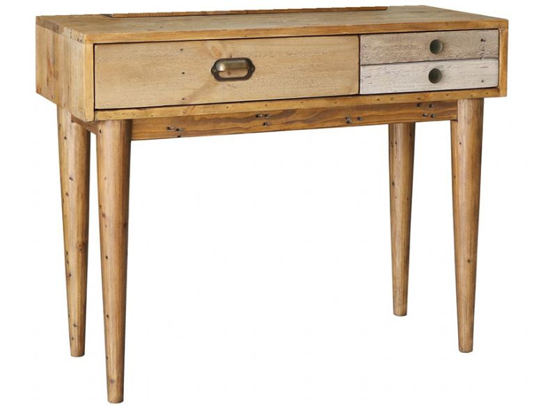 Vienna Reclaimed Pine Dressing Table