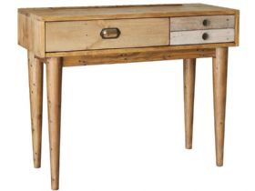 Reclaimed Pine Dressing Table