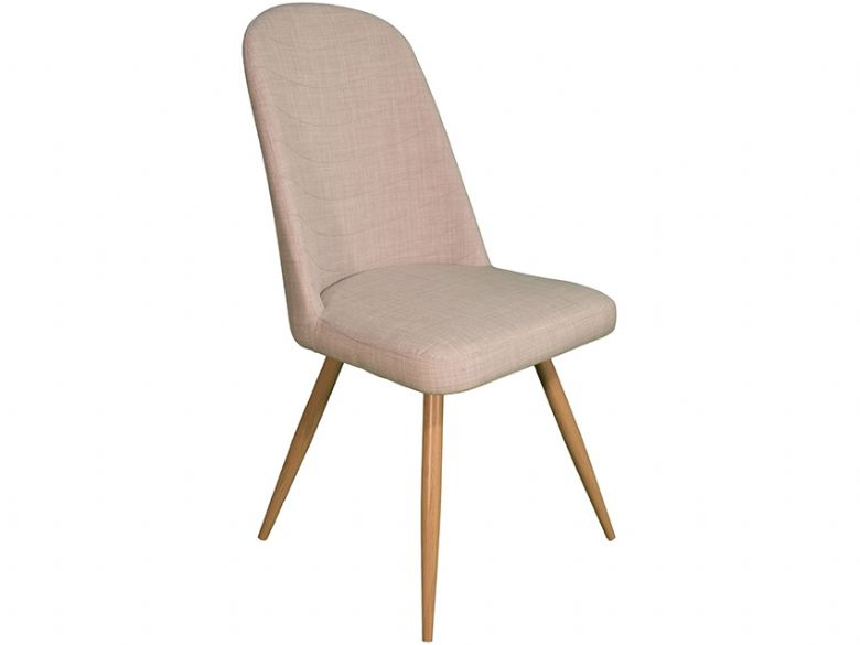 Freya Ivory Dining Chair