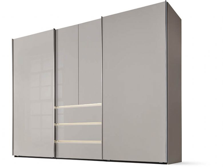 Sliding/Hinged Wardrobe - Hinged Doors Central