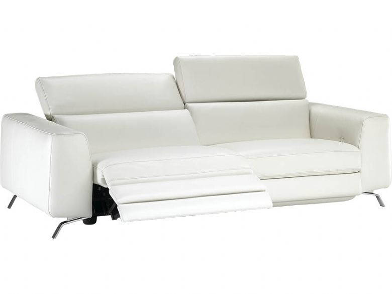 Natuzzi Editions Cartarina 4 Seater Sofa with Electric Motion