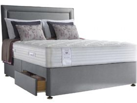 3'0 Single Platform Top Divan and Mattress