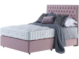 Hypnos Orthos 9 Prestige Cashmere 6 foot zip and link divan bed