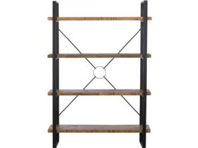 Halsey Reclaimed Tall Bookcase