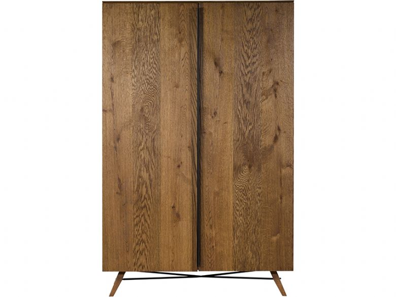 Columbia Double Wardrobe