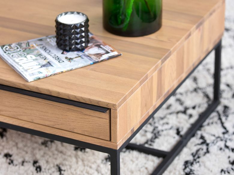 Brockley Square Coffee Table Detail