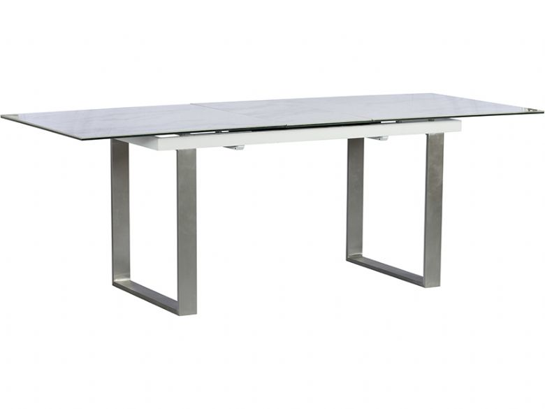 Bellariva Extending Dining Table Extended