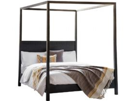 Zen 5'0 Four Poster Bed
