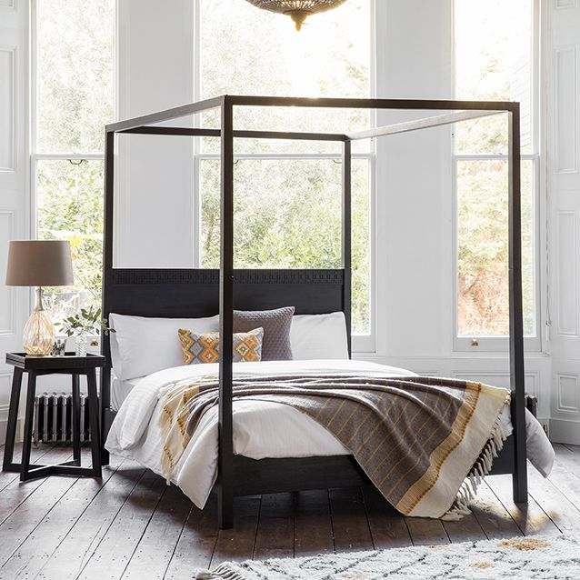 Zen Four Poster Bed