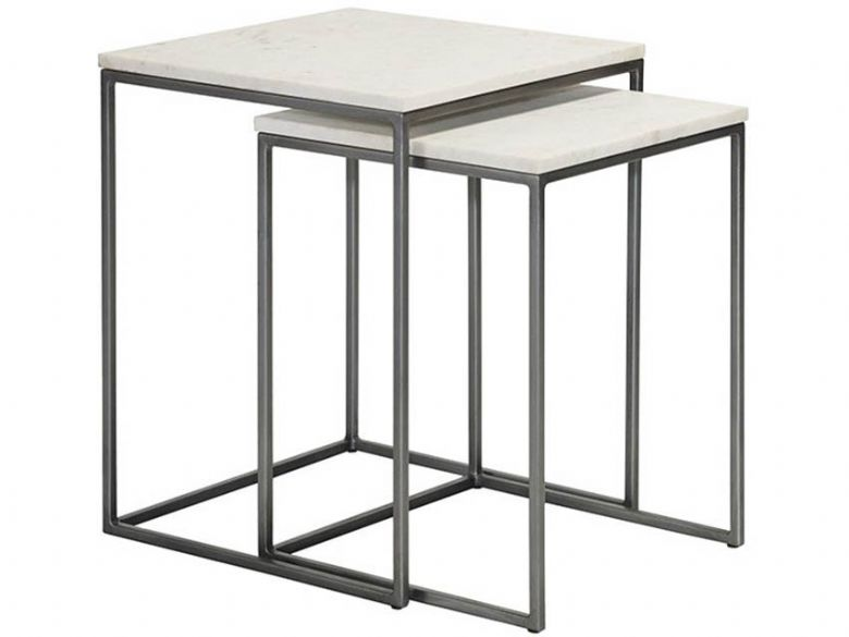 Content by Conran Chelsea Nest of 2 Square Tables