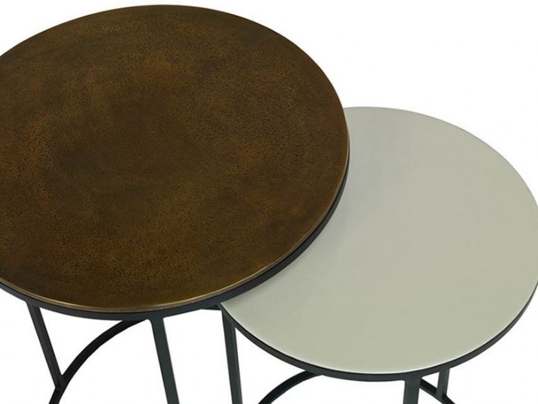 Content By Conran Fera Duo of Round Tables tops
