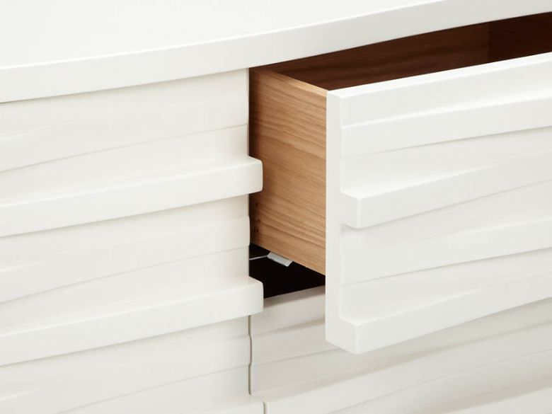 Content by Conran Wave Sideboard white finish
