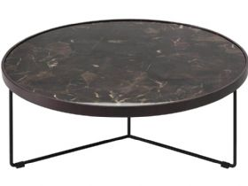 Emperador Marble Coffee Table