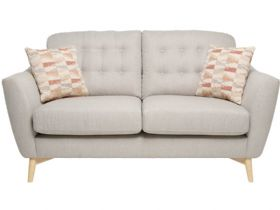 Medium 3 Seater Fabric Sofa
