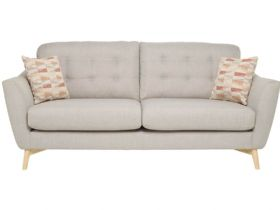 Large Fabric Sofa