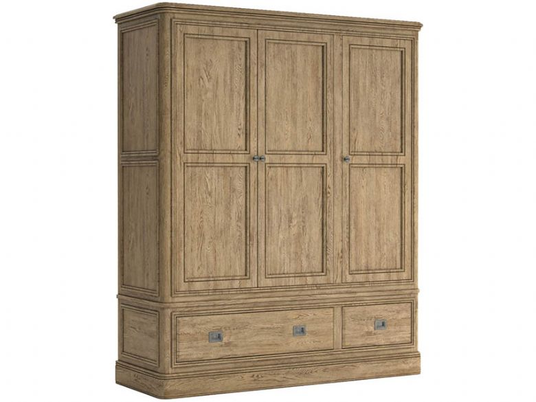 Trianon Triple Wardrobe