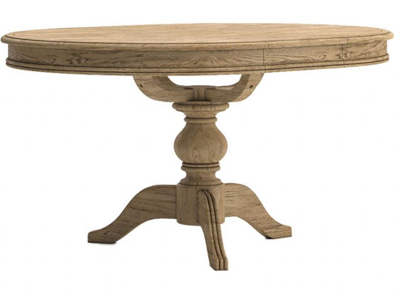 Trianon Round Extending Dining Table