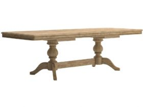 Large Extending Dining Table