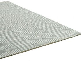 Sloan Rug in Duck Egg