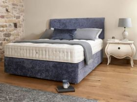 6'0 Super King Zip & Link Divan & Mattress