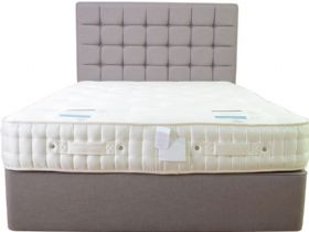 5'0 King Size Zip & Link Deep Divan & Mattress
