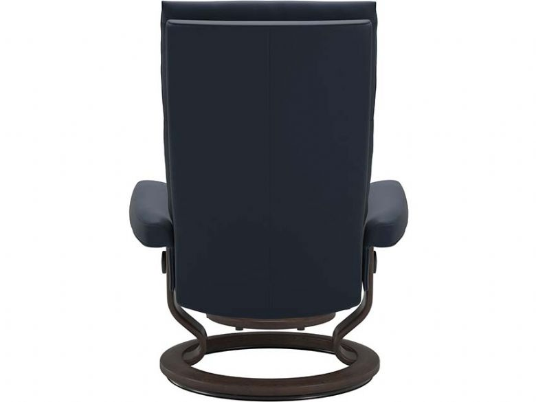 Stressless Aura small recliner available at Lee Longlands