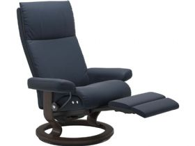 Leather Classic LegComfort Recliner