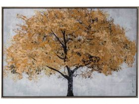 Midas Tree Framed Art