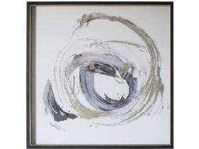 Whirlpool Framed Art