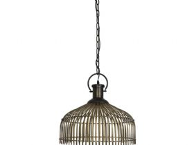 Vayen Antique Bronze Hanging Lamp