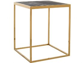 Savoy Gold Corner Table