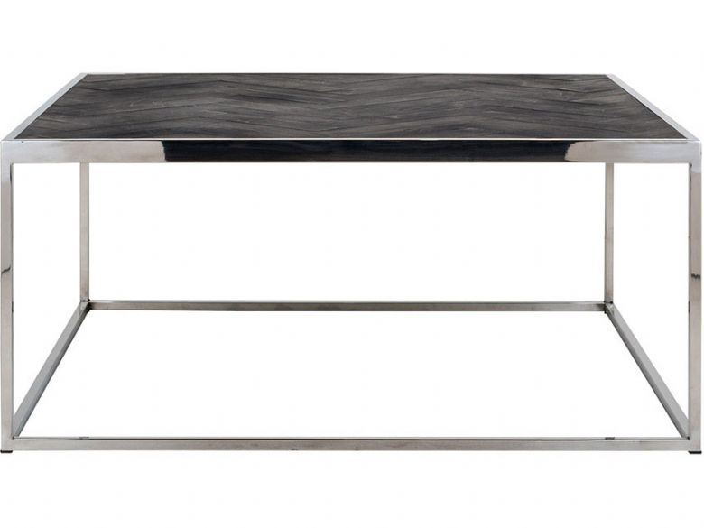 Savoy Silver Coffee Table
